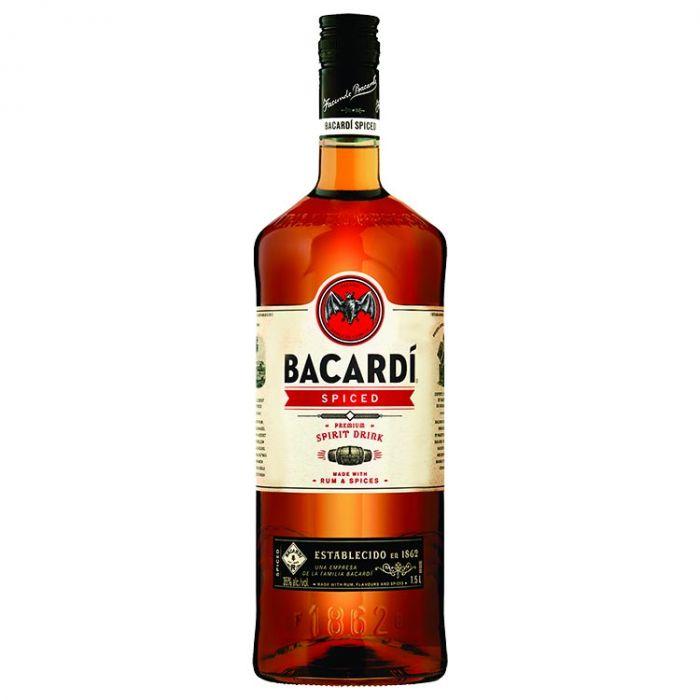 Bacardi Spiced 1,5 Liter
