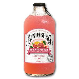 Bundaberg Pink Grapefruit flesje 375ml