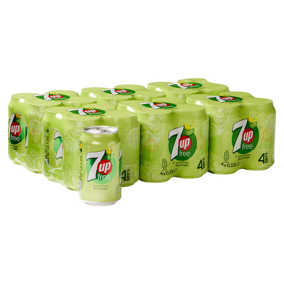 Seven UP Free NL Tray (7UP)