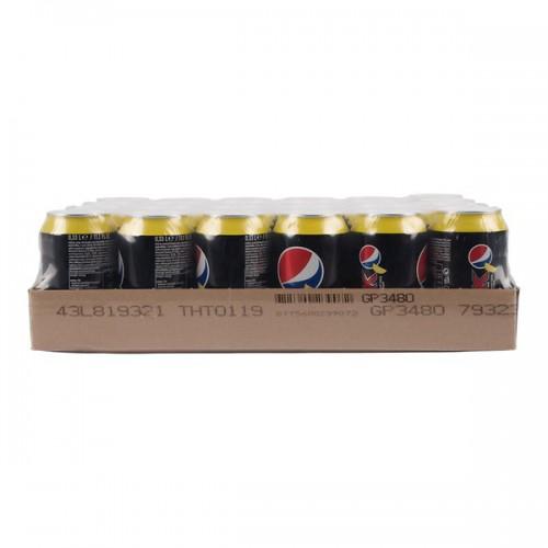 Pepsi Max Lemon Tray