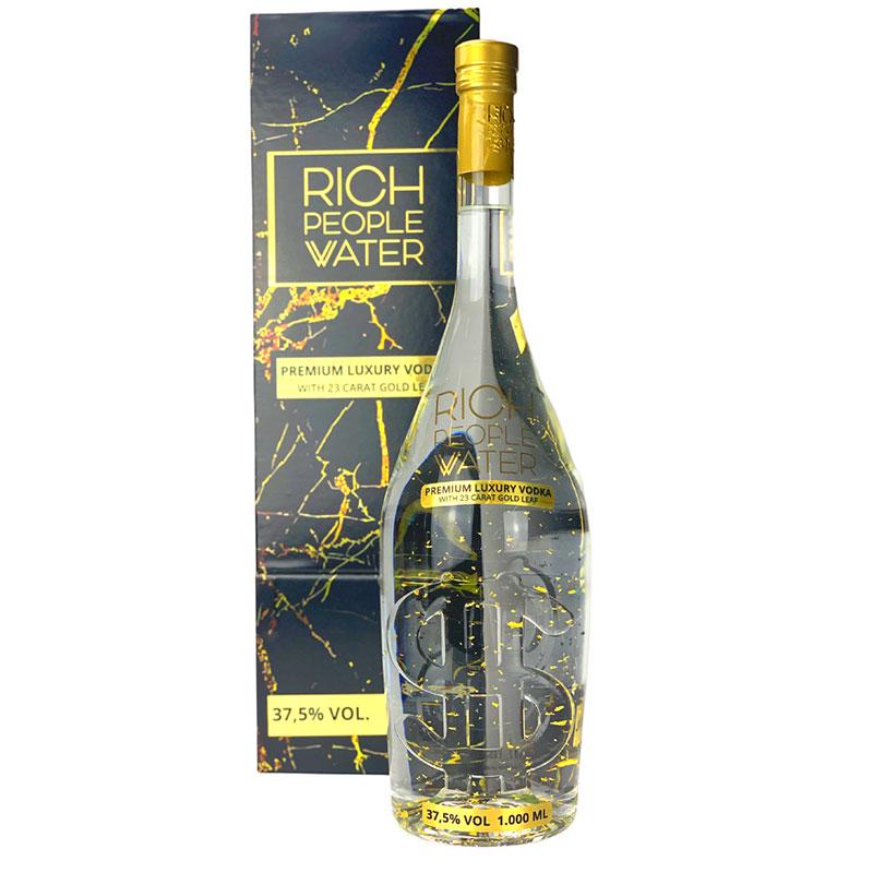 Rich People Water Premium luxe Vodka 1L