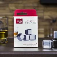 vacu-vin-whiskey-stones-4-stuks - 18603606