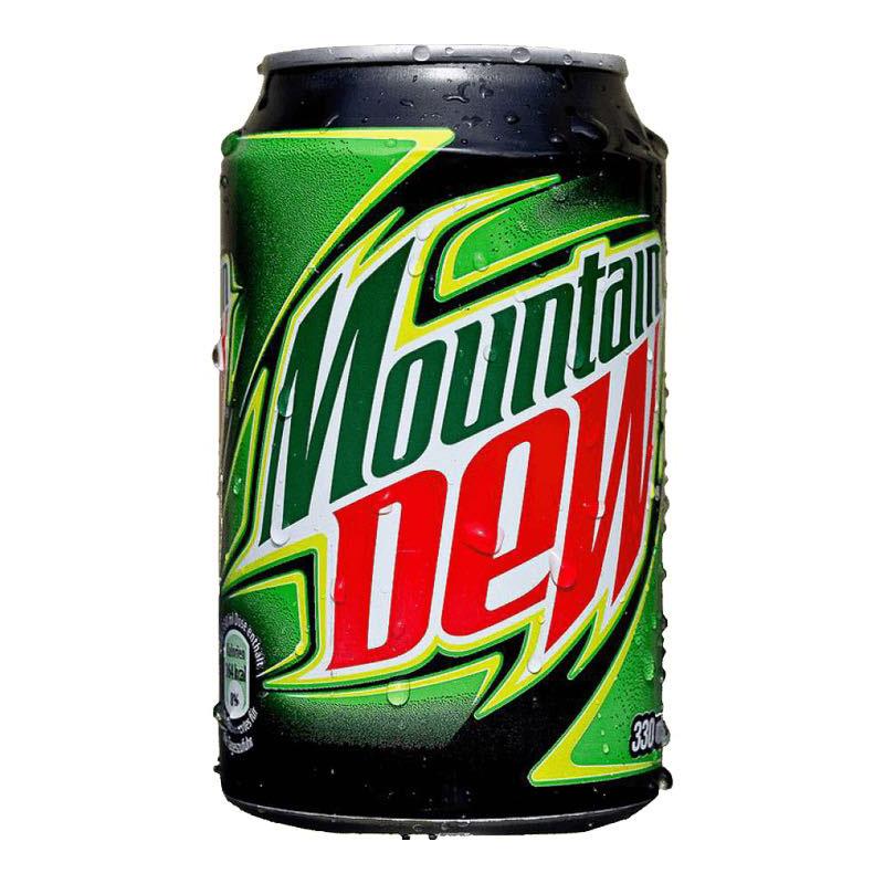 Mountain Dew Tray (EU variant)