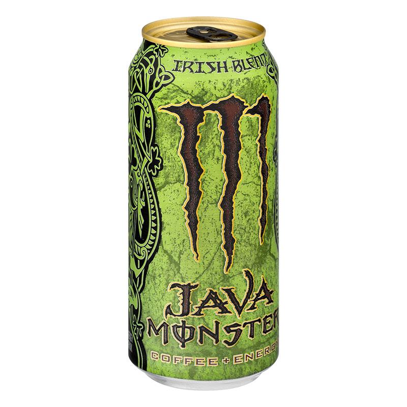 Monster USA Java Irish Blend Blikje 473ml
