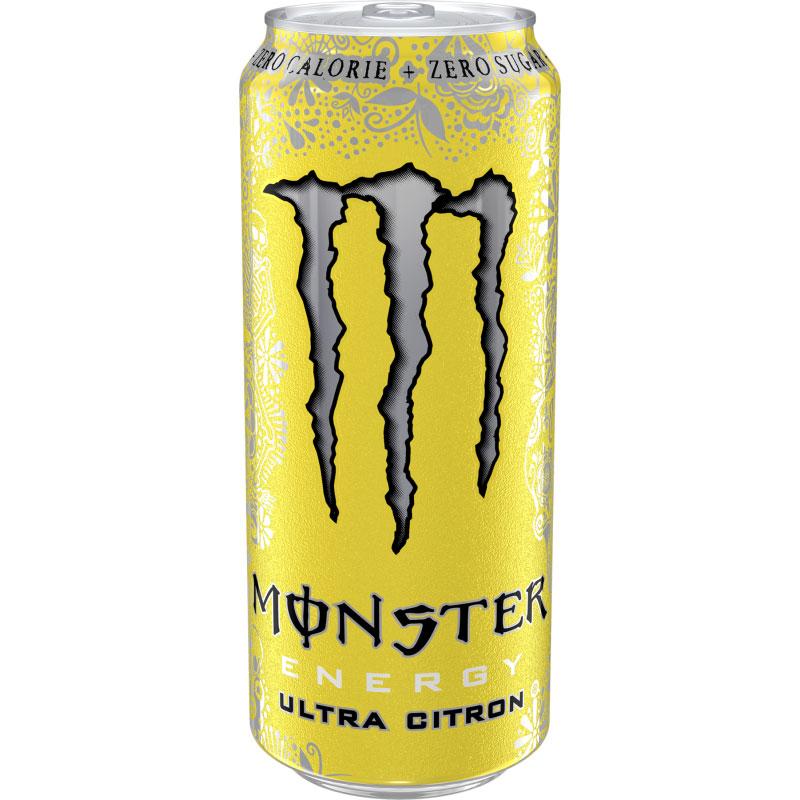 Monster Ultra Citroen 1/2 Tray