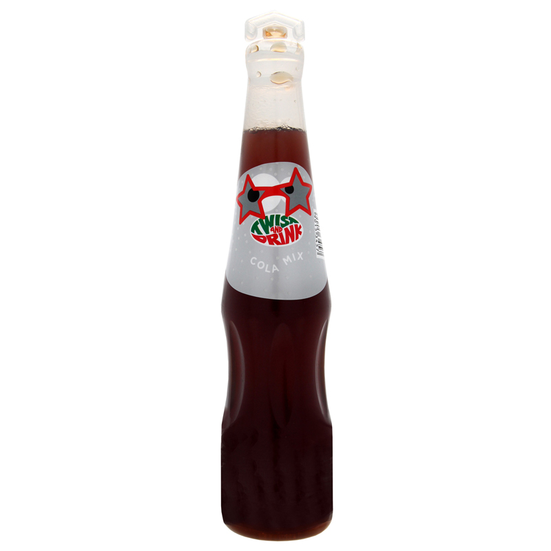 Twist and Drink Cola