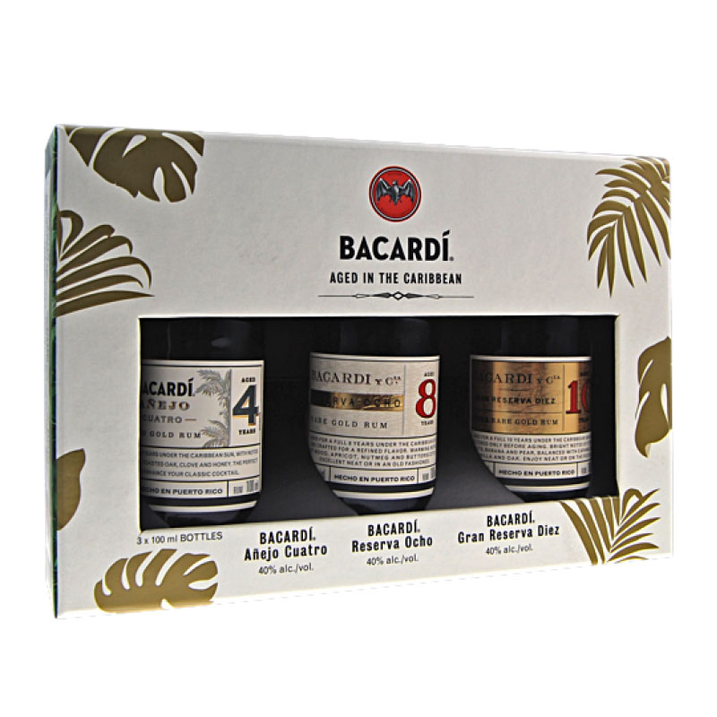 Bacardi Discovery Pack