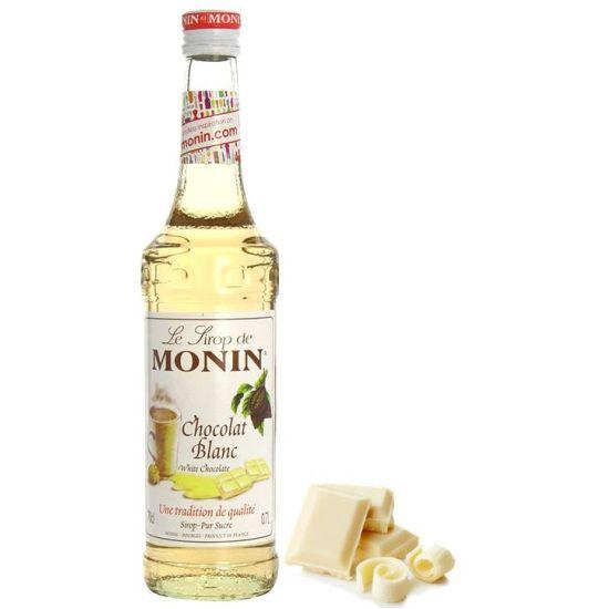 Monin Chocolat White 700ml