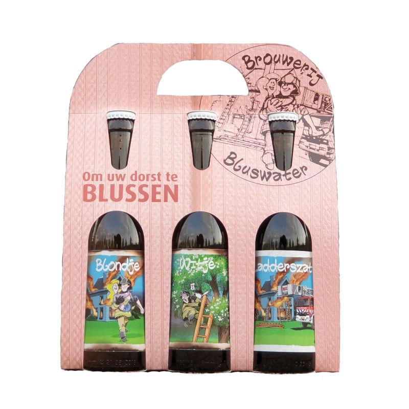 Brouwerij Bluswater Cadeau Set