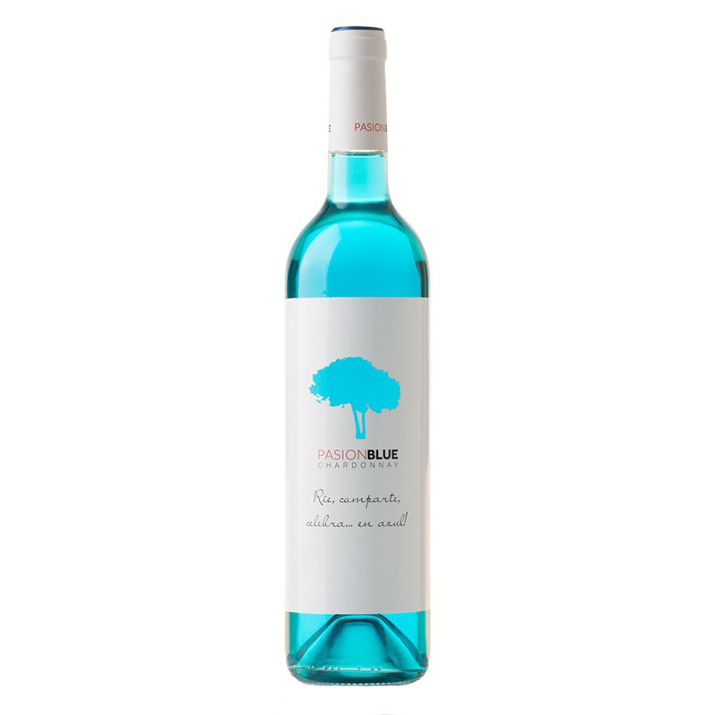 Pasion Blue Chardonnay 3th Generation