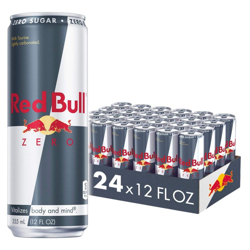 Red Bull Zero Tray