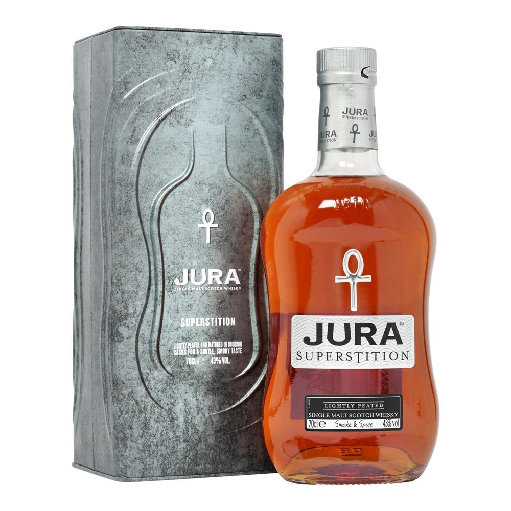 Isle of Jura Superstition in Gift Box