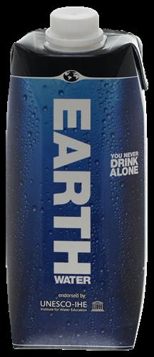 Earth Water (stil) (biologisch afbreekbaar Tetra pak 50cl)