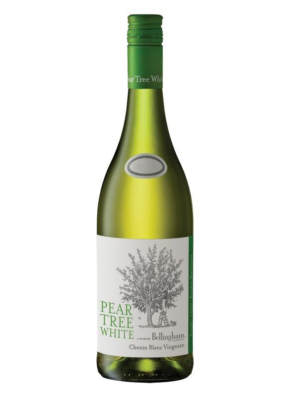 Bellingham Pear Tree White