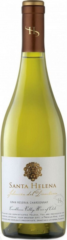 Santa Helena Gran Reserva Chardonnay
