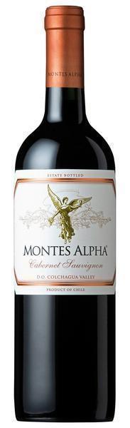Montes Alpha Cabernet Sauvignon Magnum