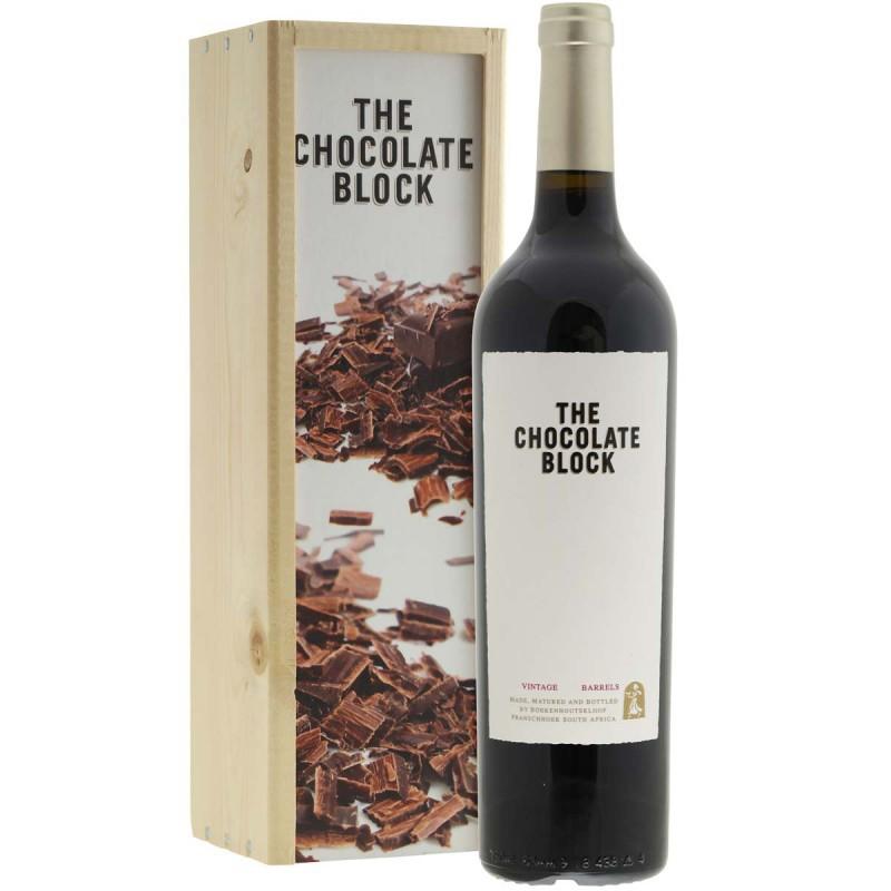 Boekenhoutskloof The Chocolate Block 1-vaks kist
