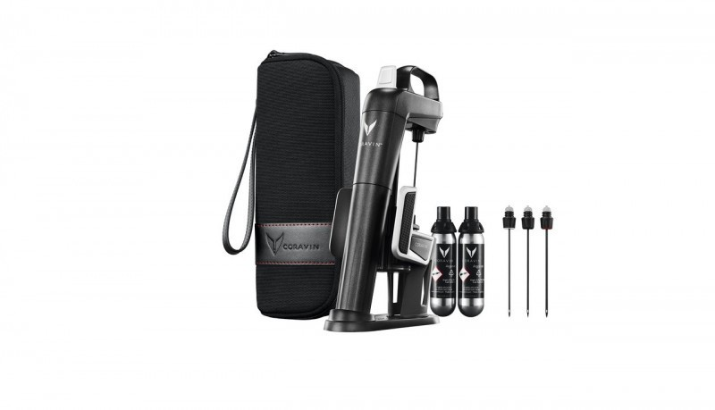Coravin Giftbox Coravin Model Two Plus Pack Zwart