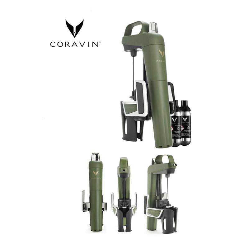 Coravin Model 2 Elite Leger Groen