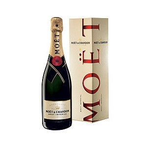 Mo�t & Chandon Brut Imp�rial in luxe verpakking