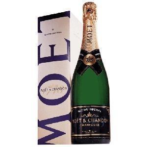 Moët & Chandon Nectar Imperial in geschenkverpakking