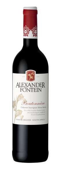 Alexander Fontein Boutonniere Rouge
