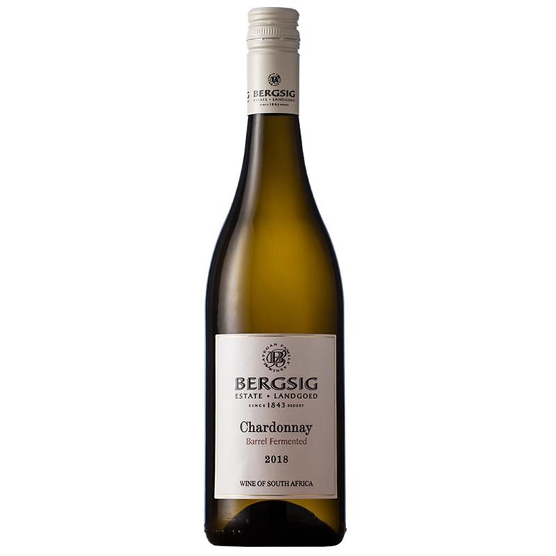 Bergsig Estate Barrel Fermented Chardonnay