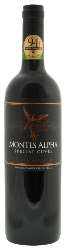 Montes Alpha Special Cuvée Cabernet Sauvignon