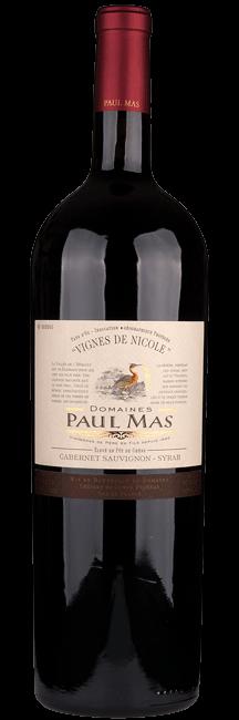 Paul Mas Vignes de Nicole Magnum Cabernet Sauvignon Syrah