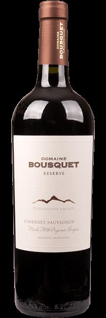 Domaine Bousquet Cabernet Sauvignon Reserve (bio)