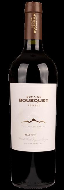 Domaine Bousquet Malbec Reserve (bio)