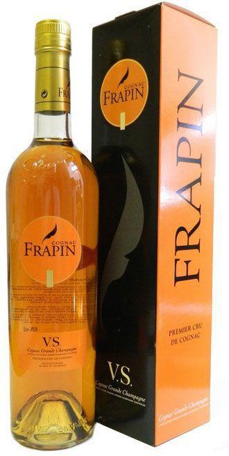Frapin VS bottle