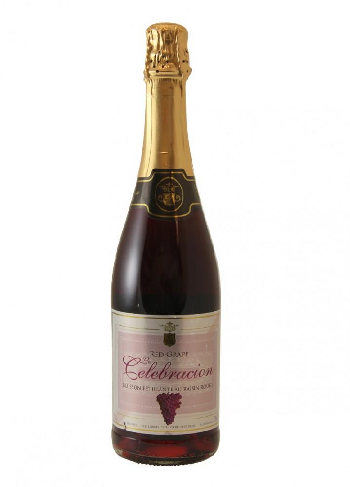 Celebracion Cider Red Grape
