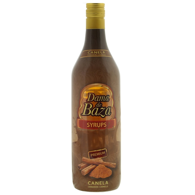 Syrups Canela