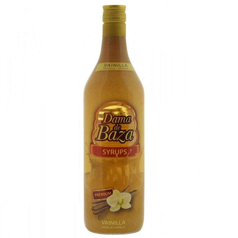 Syrups Vanilla