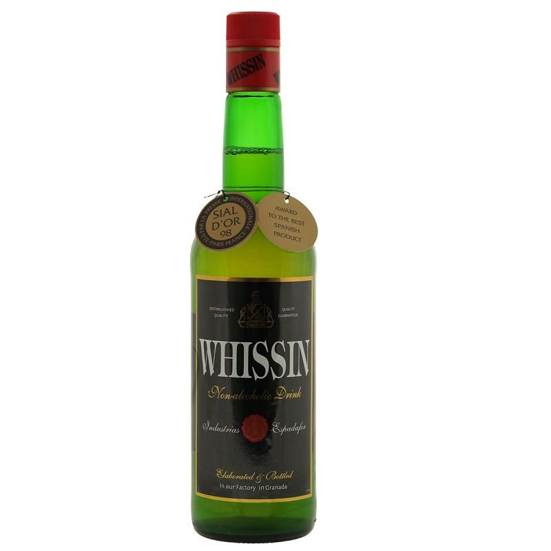 Whissin (de alcoholvrije whisky)