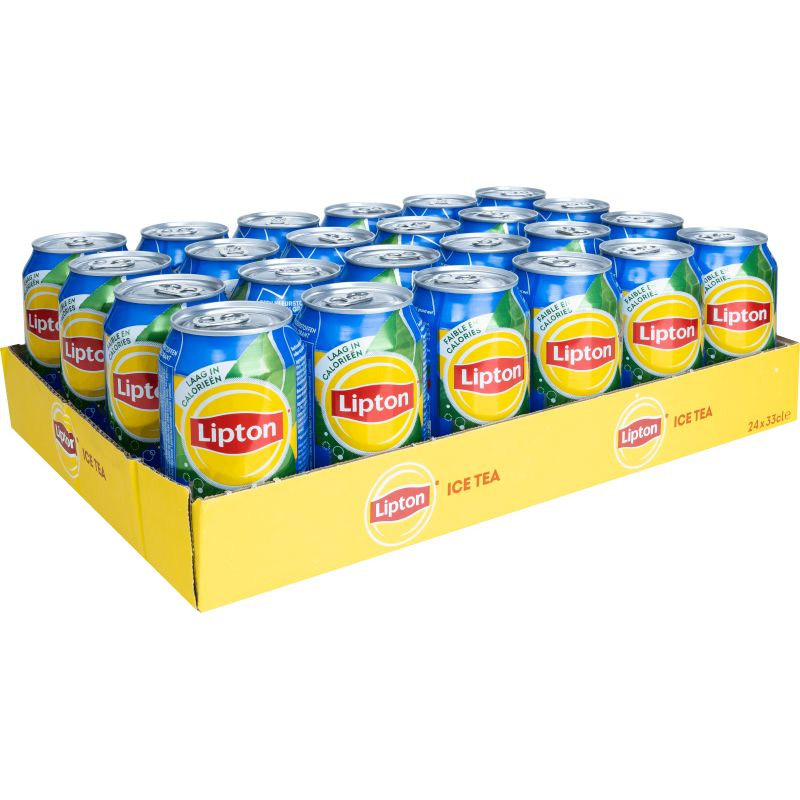 Lipton Ice Tea Zero Tray
