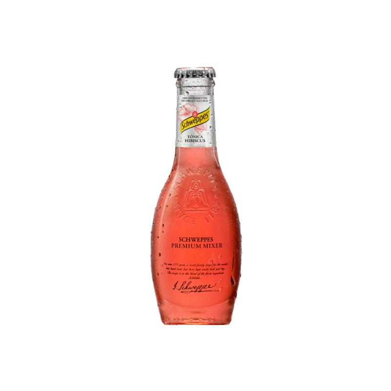 Schweppes Premium Mixer Tonica Hibiscus