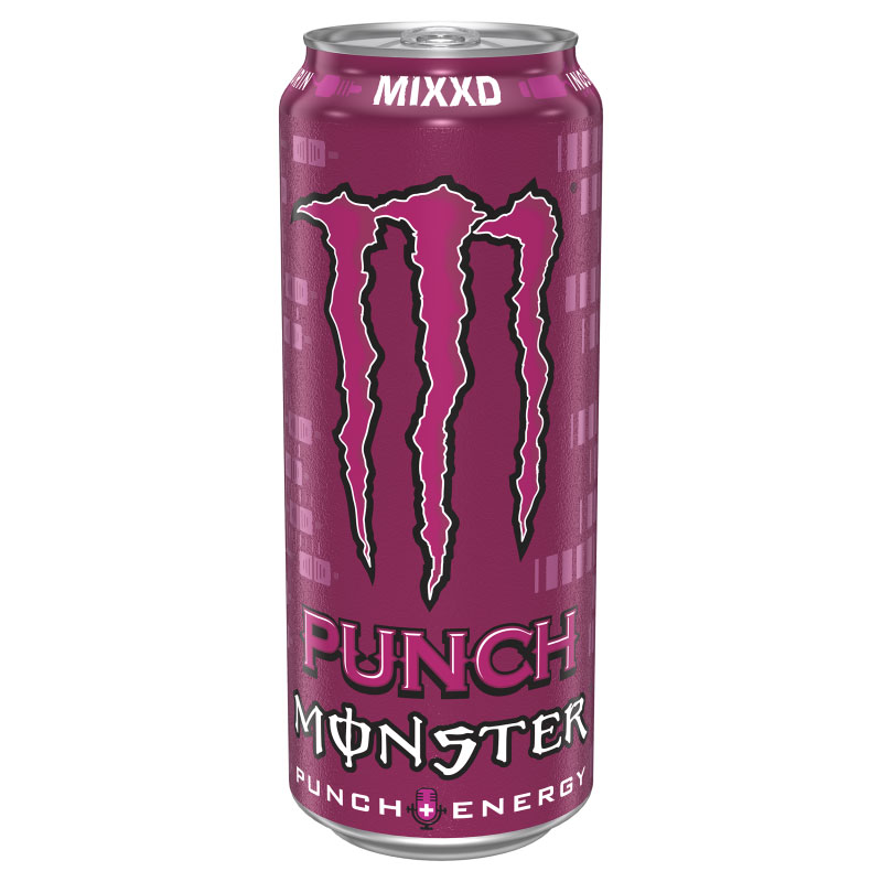Monster Mixxed Punch 1/2 Tray