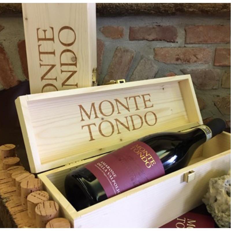 Monte Tondo 1-vak Wijnkist