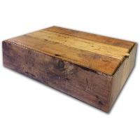 3fles-geschenkverpakking-hout-dessin - 370035