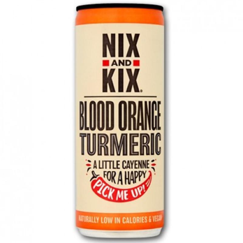 Nix and Kix Blood Orange Turmeric