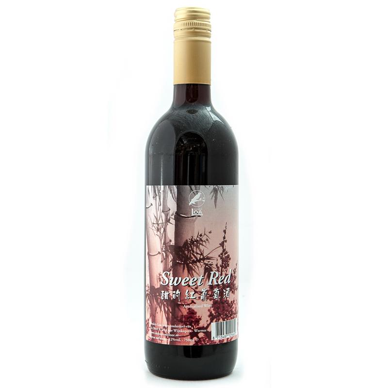 Ponkiy Loa Sweet Red Wine