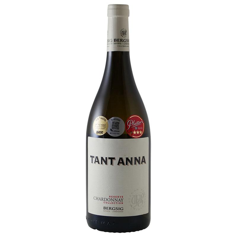 Bergsig Estate Tant Anna Reserve Chardonnay