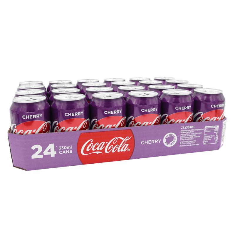 Coca Cola Cherry Tray