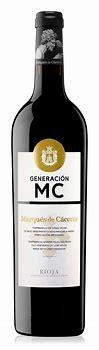 Marqués de Cáceres Rioja MC