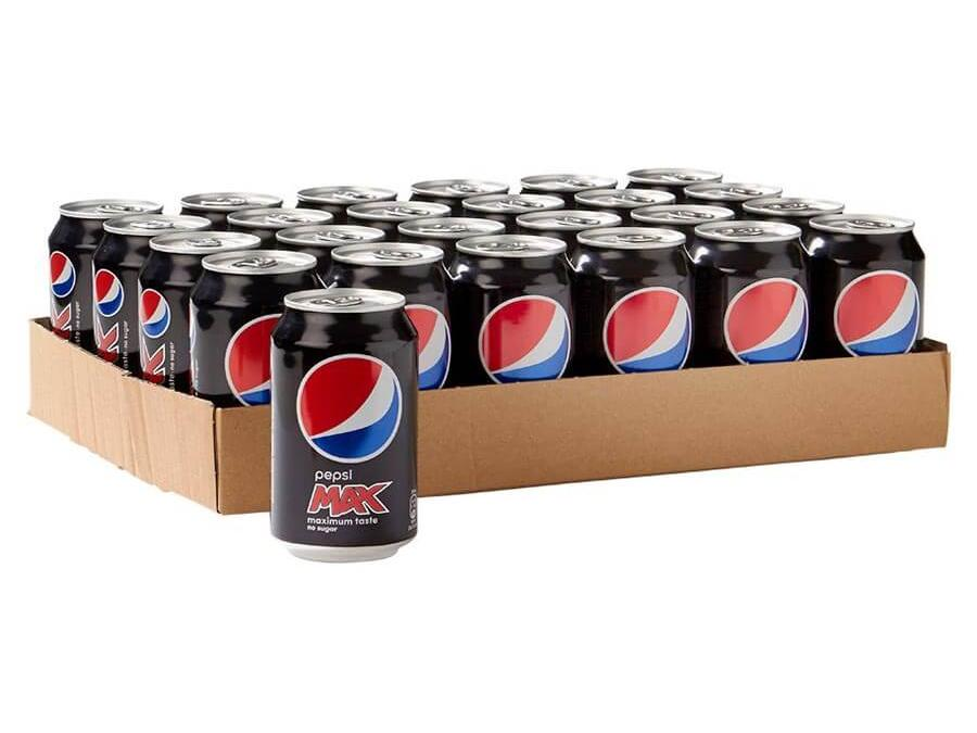 Pepsi Max Tray