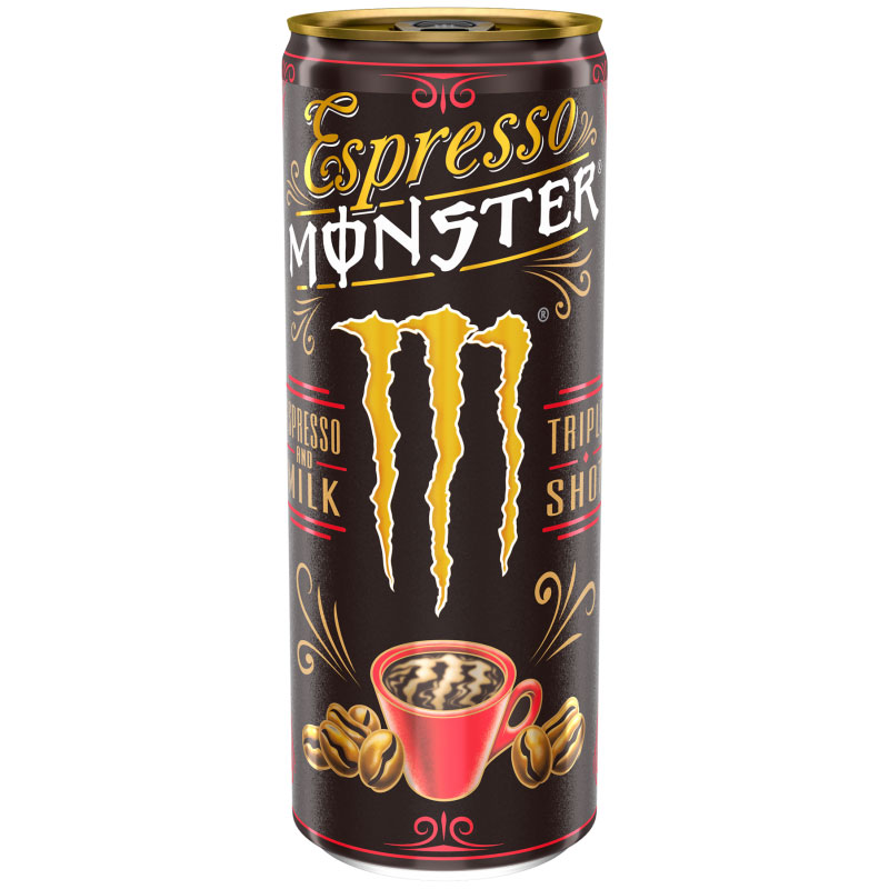 Monster Espresso Milk 1/2 Tray