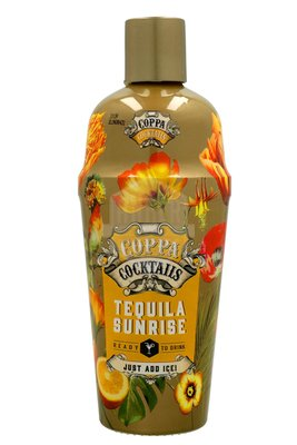 Coppa Cocktails Tequila Sunrise