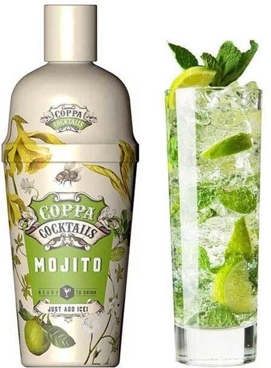 Coppa Cocktails Mojito